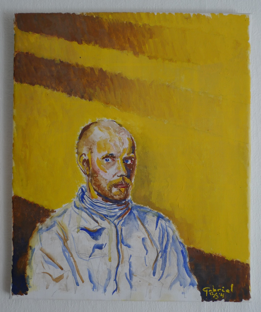 Self-portrait 2004